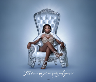Titica - Pra Quê Julgar (Album) (2018) [Download]