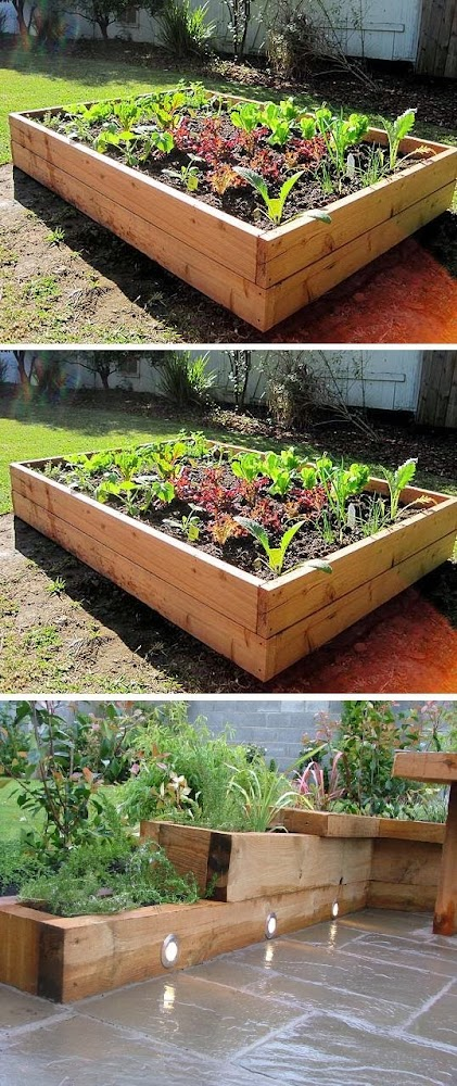 How to make a raised garden bed for How to make a raised garden