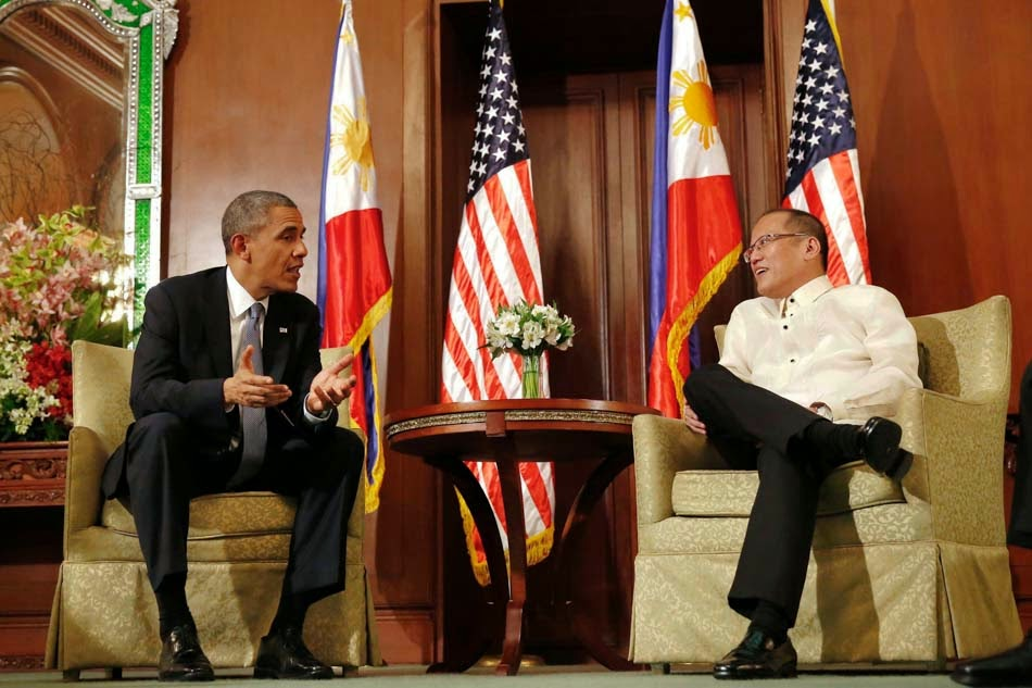 one-on-one meeting at the Malacañang Palace in Manila on Monday