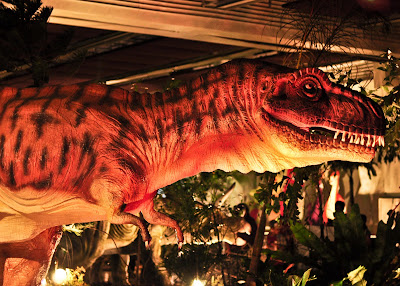 Dinosaurs Alive in Cebu Photos