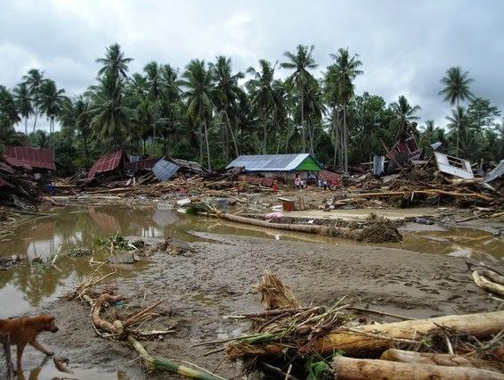Banjir Bandang Serano Sumbawa NTB