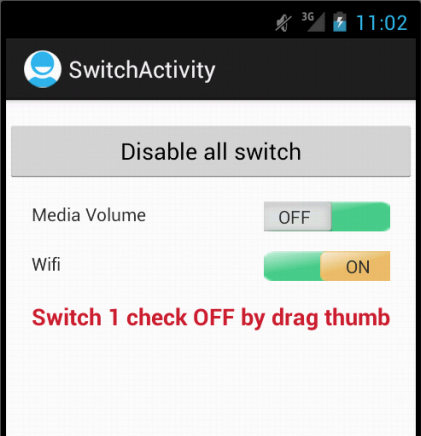 how to create a pulsing button on android