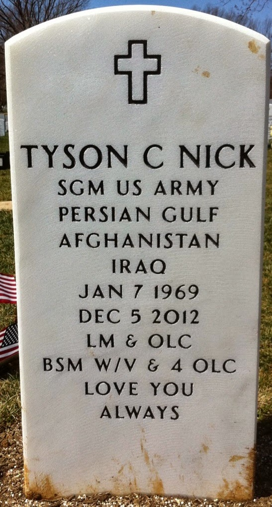 ABT UNK Tombstone Tuesday Military Memories Army