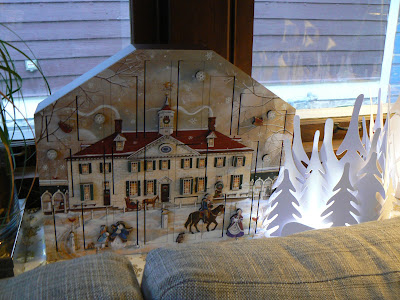 mylittlehousedesign.com Mt Vernon Advent Calendar