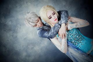 Gambar Elsa dan Jack Forst wallpaper 16