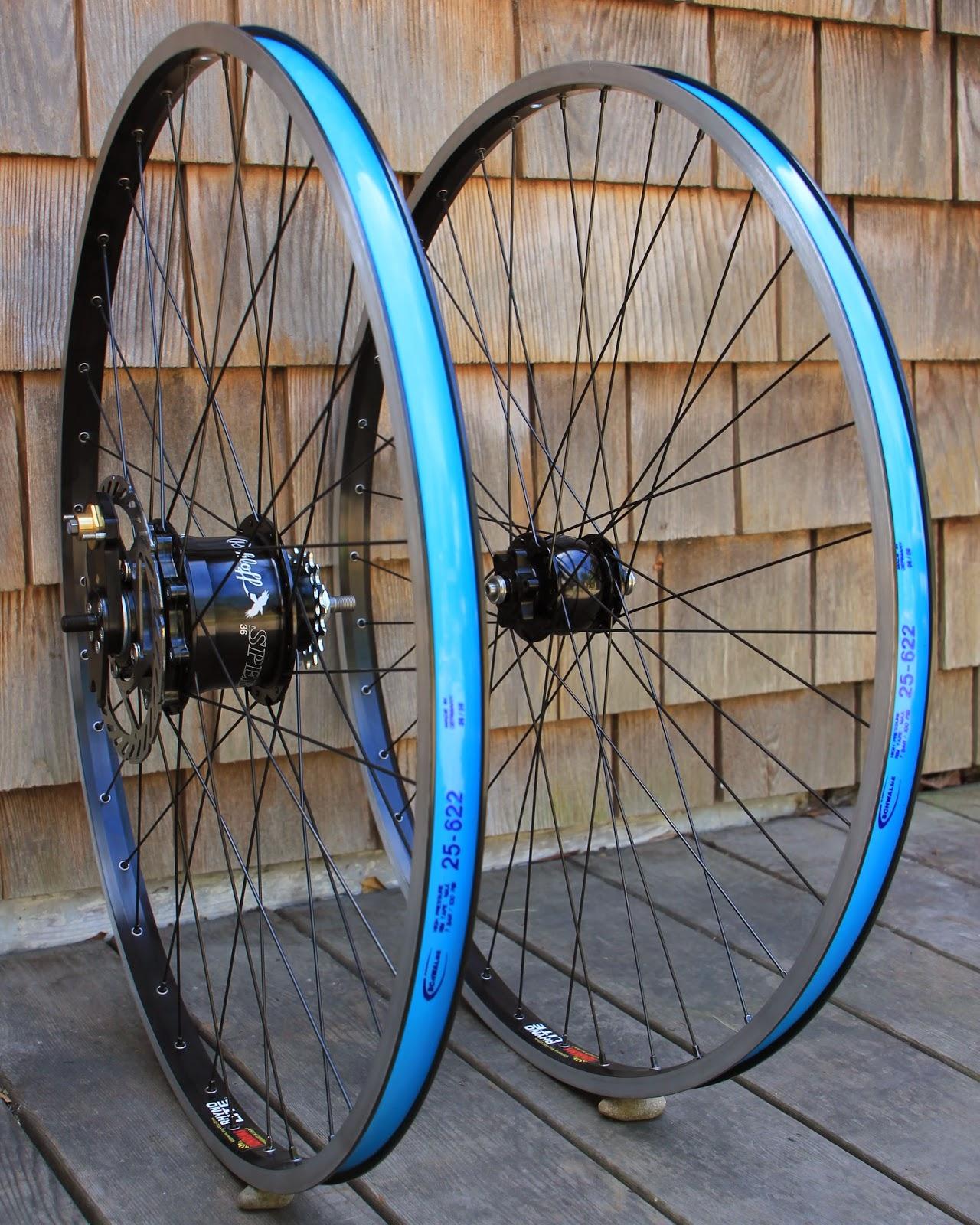 Cycle Monkey Wheel House Touring Sun Ringle Rhyno Lite