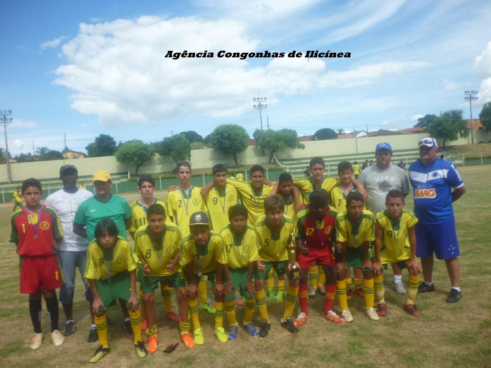 Seletiva de Futebol em Guapé