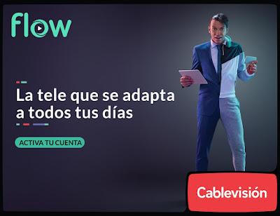 ESPACIO PUBLICITARIO: CABLEVISION / FIBERTEL