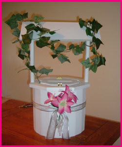 Wholesale Wedding Decorations on Modern Wedding Ideas And Decoration  Wedding Wishing Well Modern