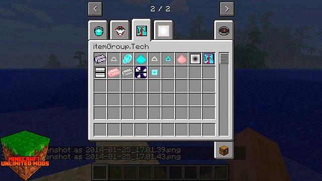 Iron Man Unlimited Mod minerales