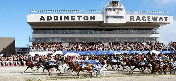 Addington raceway wedding