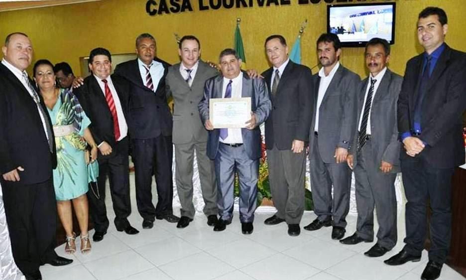 Francisco Jorge de Figueiredo recebe Título de Cidadão Panelense
