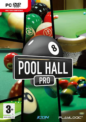 Pool Hall Pro PC Cover