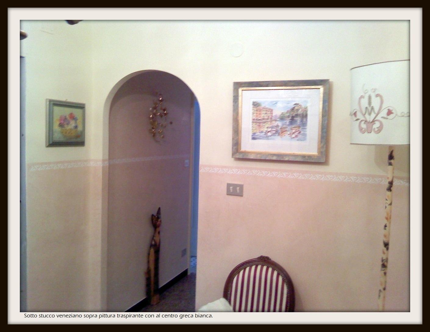 I colori di casa esempi di coloriture di interni for Pittura per interni colori