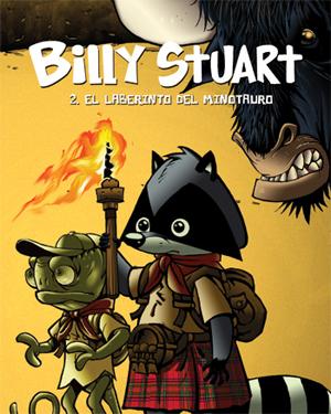 Billy Stuart 2. El laberinto del Minotauro