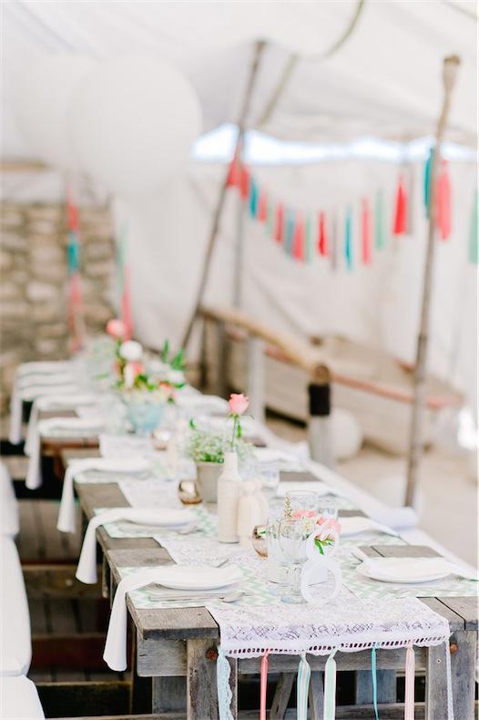 una boda con sabor a mar