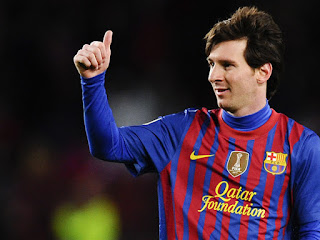lionel messi in barcelona shirt