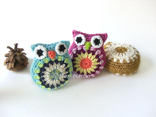 crochet owl pattern amigurumi