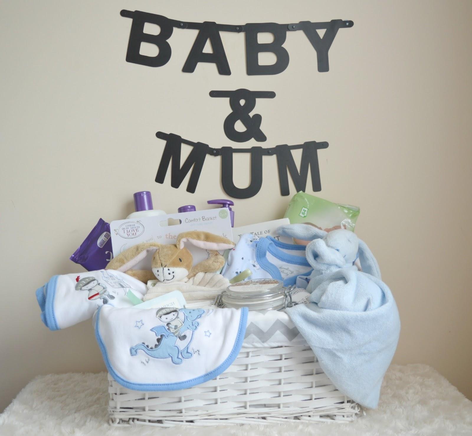 Baby Gift For Mum : New baby mum gift basket dolly dowsie