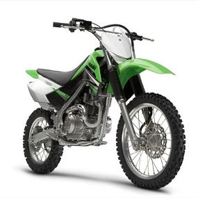 motorcycles  Kawasaki KLX 150 dirt bike