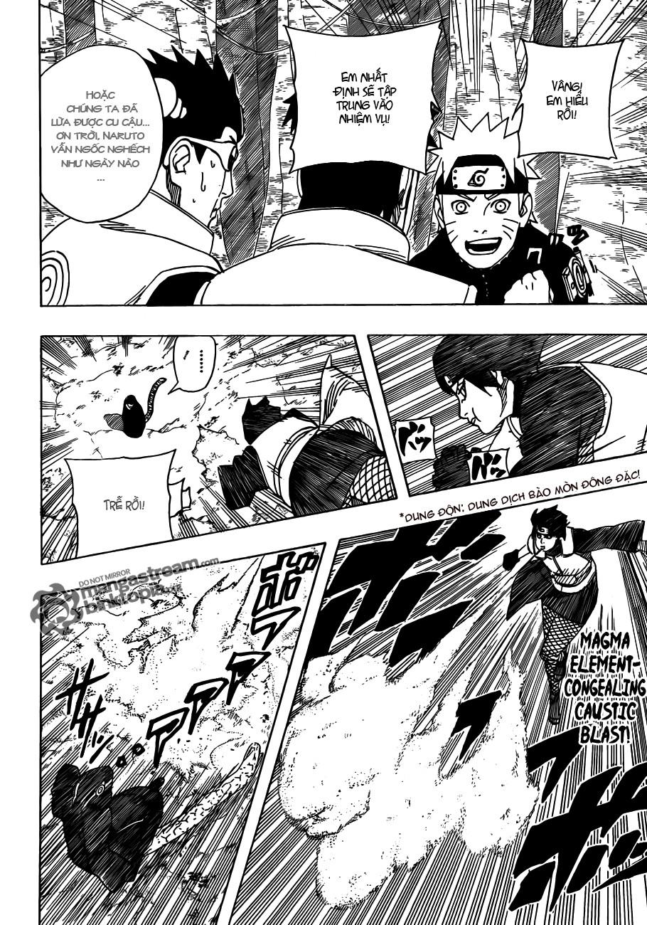Naruto chap 514 Trang 6 - Mangak.info