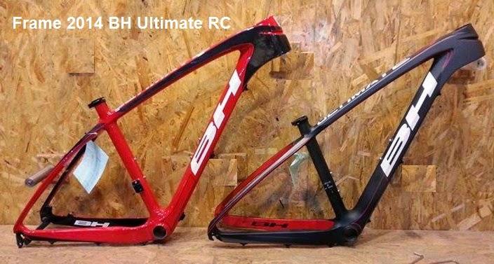 Toko Sepeda Online Majuroyal: Jual Frame BH Expert dan BH Peak