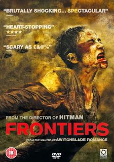 Ver online: Frontière(s) (Frontiers / La frontera del miedo) 2007