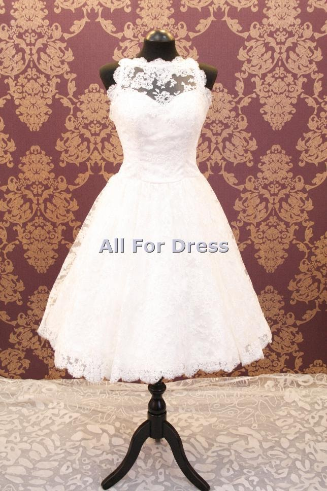 All About The Wedding Celebration: 60s Style Wedding Dresses