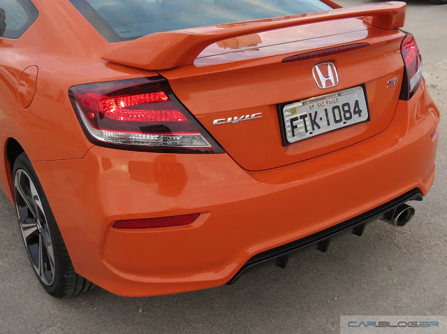 Honda Civic Si 2.4 2016