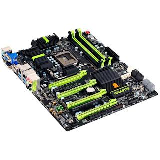 GIGABYTE lanza la serie 7 de placas base Dual UEFI para la 3ª generación de procesadores Intel® Core™
