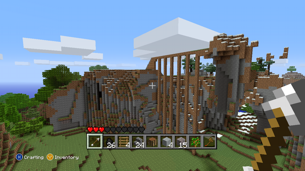 How To Build A Caravan In Minecraft Pe