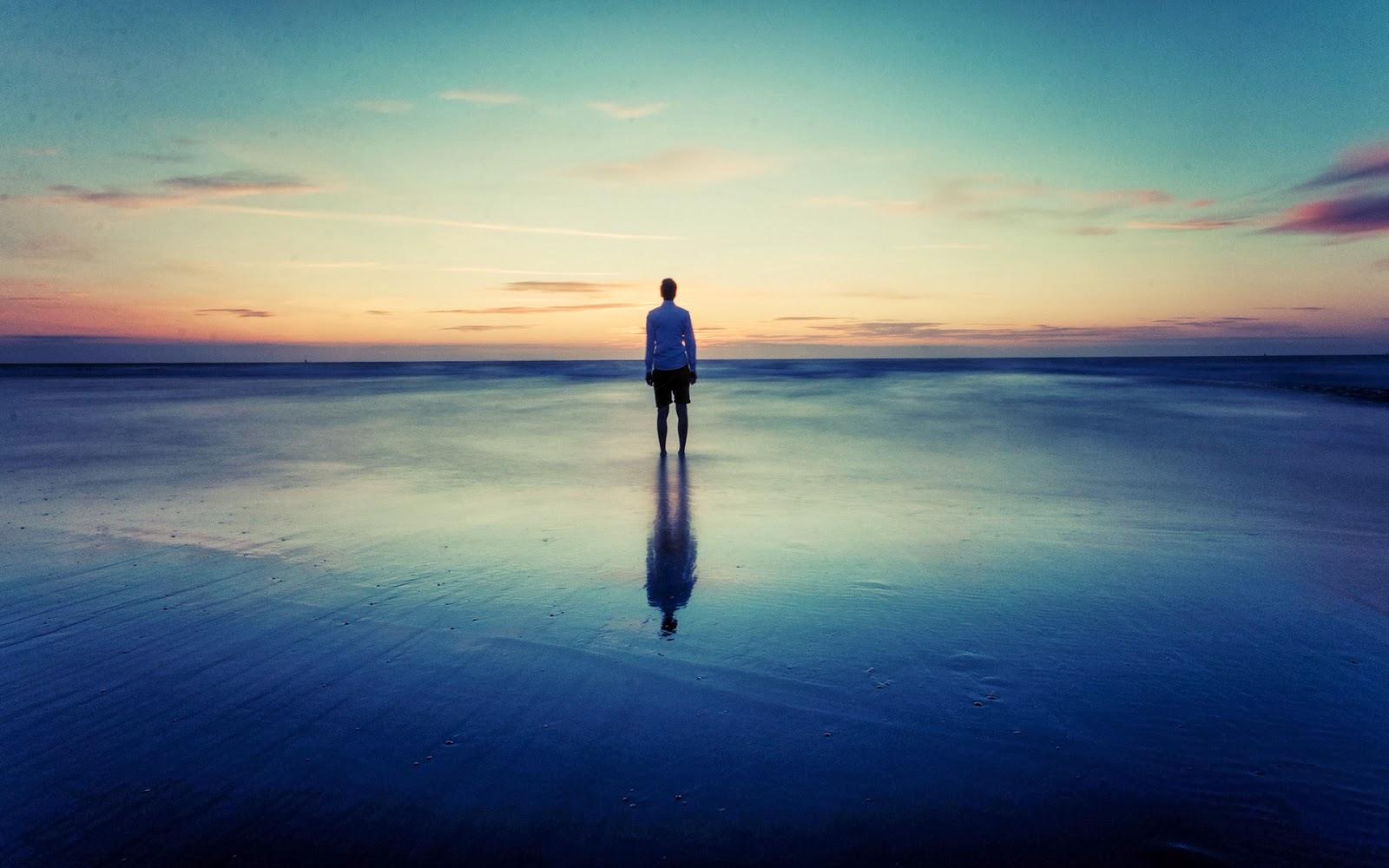 Koleksi terbaru gambar gambar keren yang menunjukkan kesendirian cowok