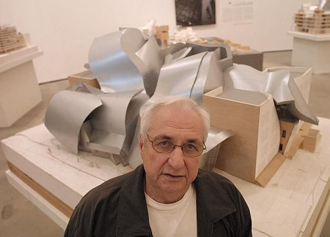Frank gehry a f a s i a for Fredy massad