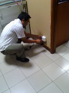 Cara Instalasi atau Pemasangan Tegangan Listrik Mesin Fotocopy