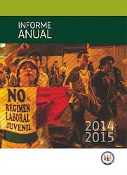 Informe anual (2014 -2015) sobre la situación de los Derechos Humanos en el Perú