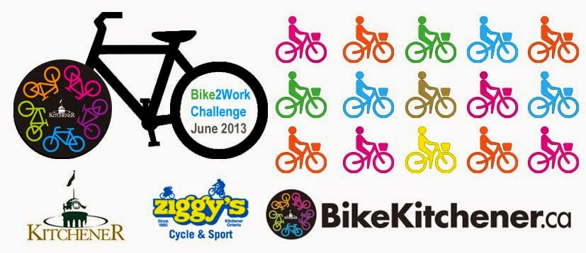 Bike2Work 2013 Challenge