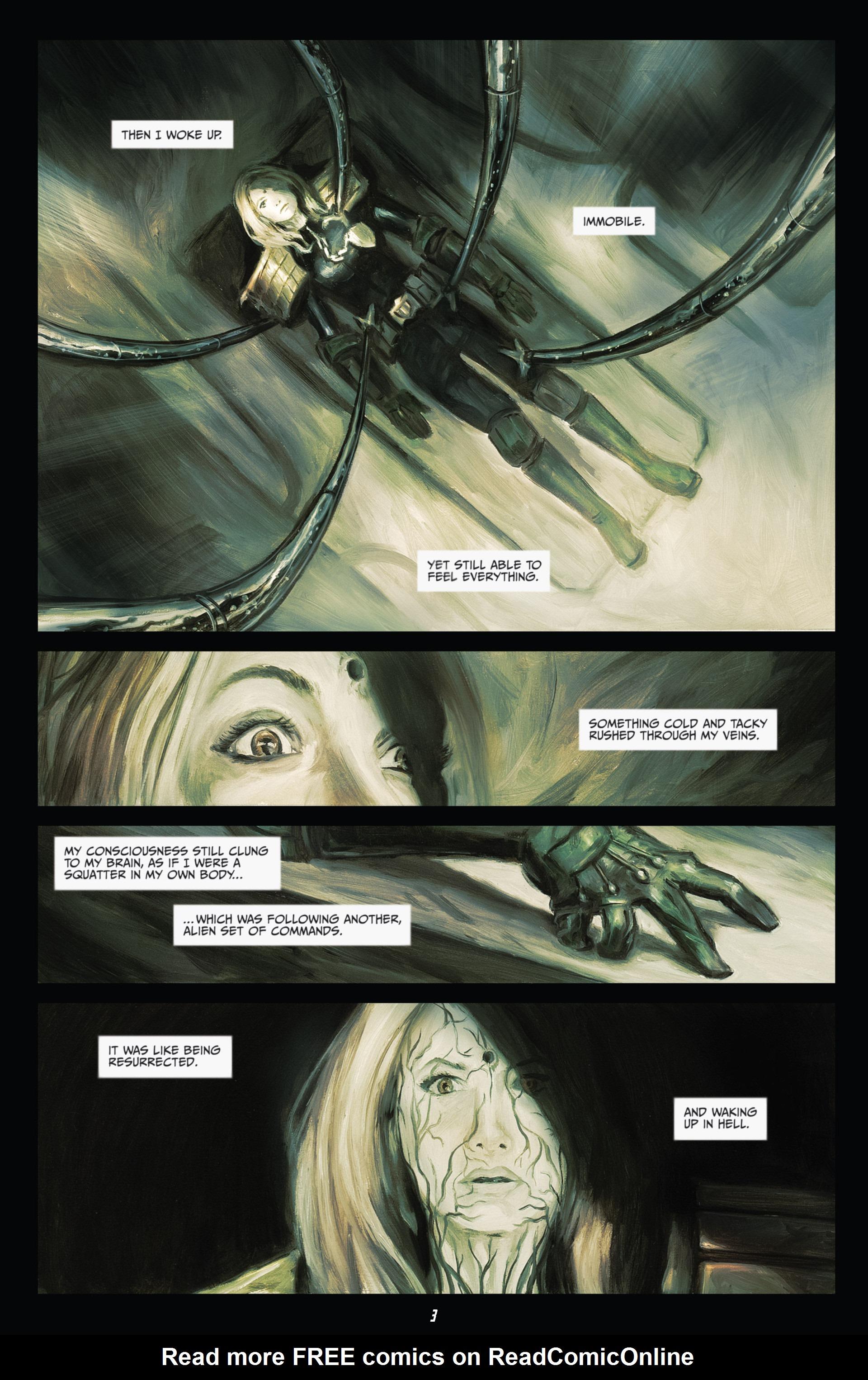 Read online Judge Dredd (2012) comic -  Issue #21 - 5