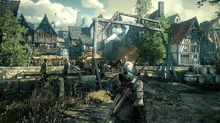 The Witcher 3: Wild Hunt New Screenshots and Concept Art