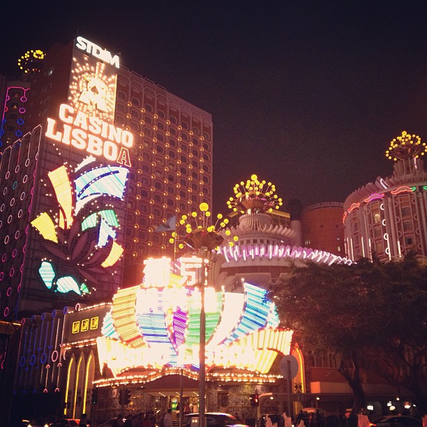 casinos in macao