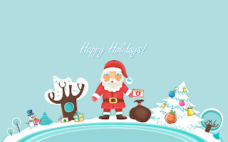 santa claus happy holidays (16)