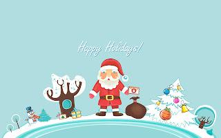 santa claus happy holidays (16)
