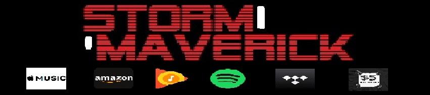 Storm Maverick's Official Website