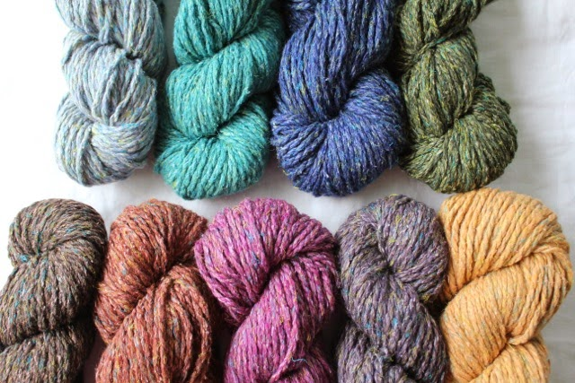 Marvelous Yarn Love  Winter Garden By Debbie Bliss, New In The Shop!