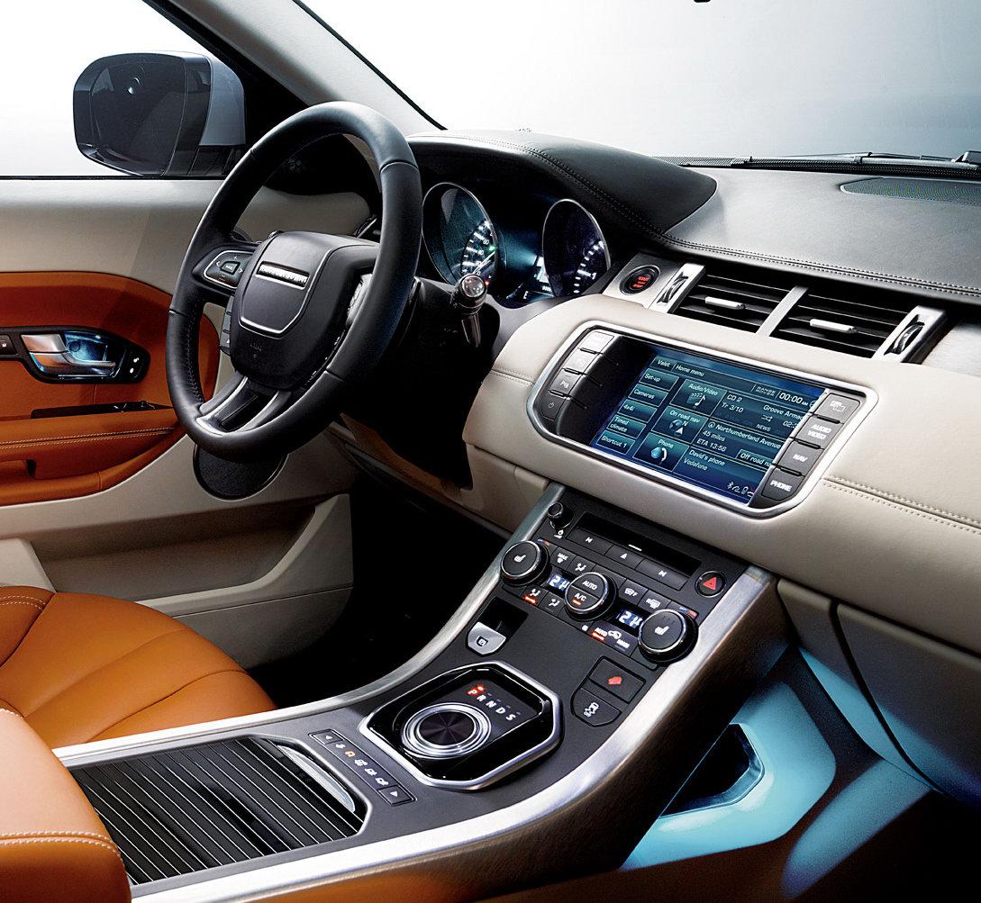TODAY'SCAR: The All New Range Rover EvoQue