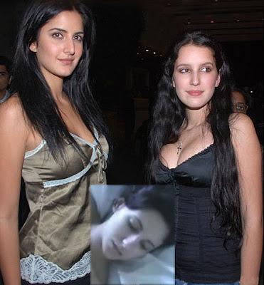 Katrina Kaif Sister MMS