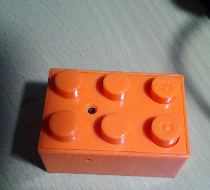 Kamera Mini Model LEGO