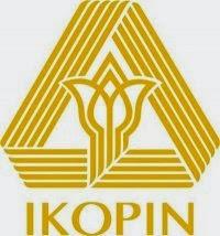 Logo Institut Manajemen Koperasi Indonesia (IKOPIN) Bandung