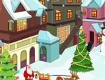 Santa Christmas Gifts Escape 5