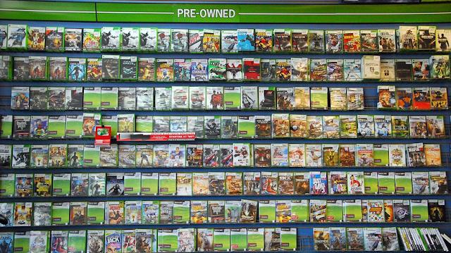 Onde comprar jogos de XBOX One e Playstation 4 em Nova York
