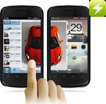 Technology Blog: Micromax A27 Ninja With 3.5inch Display and 1GHz CPU